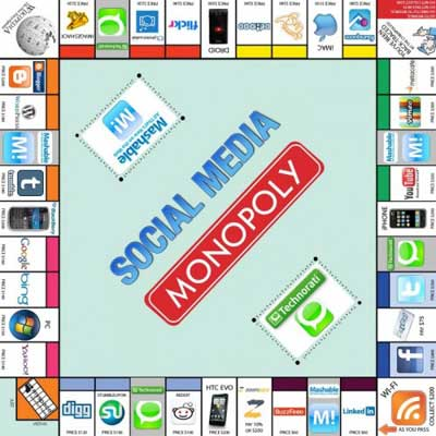 social media monopoly - a dot-com mentality on social media